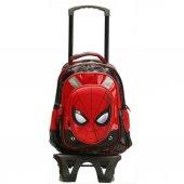 Spiderman Çekçek Okul Çantası 88972