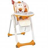 Chicco Polly 2 Start 4 Tekerlekli Mama Sandalyesi Süslü Tavuk