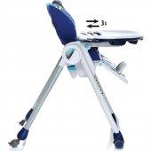 Chicco Polly 2 Start 4 Tekerlekli Mama Sandalyesi Köpek Balığı-4