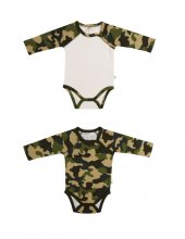 Brave 2li Bebek Body Set 0 3 Ay