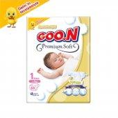 Goon No:1 Premium Soft Jumbo Bebek Bezi 0-5 Kg 68 Adet