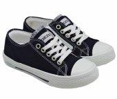 Gezer Fermuarlı Çocuk Beyaz Spor Ayakkabı  Gösterisi-7