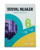 6. Sınıf Sosyal Bilgiler Soru Bankası (Fikribilim Yayınları)