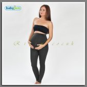 Babyjem Art 183 Hamile Tayti Karin Bolgesi Esnek Dikissiz Tayt