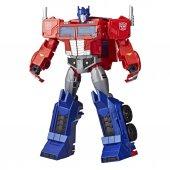 Transformers Cyberverse Dev Figür Optimus Prime E2067-3
