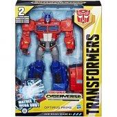 Transformers Cyberverse Dev Figür Optimus Prime E2067-4