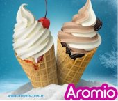 AROMİO Latte Plus Vanilya Soft Dondurma Tozu