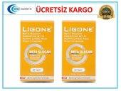 Ligone 60 Kapsül Beta Glucan Multivitamin 2li...