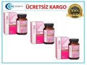 Shen Min Women Saç Besleyici 60 Tablet Bayan 3lü Paket