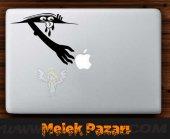 Gizli canavar Araba Sticker-2