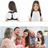 Kelebek Dik Duruş Korsesi Ortopedik Kamburluk Önleyici Posturex Dik Durmayı Sağlayan Sırt Korsesi-6