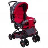 RİVAL TAM YATARLI Çift Yönlü Bebek Arabası Lucido rv102 Lucıdo-11