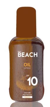 Mısa Sun Beach Spf10 Oil 200ml