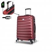 My Valice Smart Bag Colors Usb Şarj Girişli Orta B...