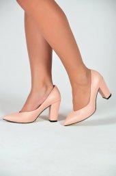 Kalın Topuklu Ayakkabı-AS5045-2