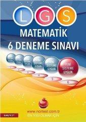 Nartest 8. Sınıf Lgs Fen Liselerine Hazırlık Matematik 6 Deneme S
