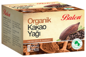 Balen Organik Kakao Yağı 50 Ml