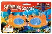 Çocuk Yüzücü Gözlüğü Yengeç & balık Desenli - A202-2