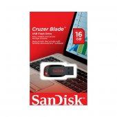 Sandisk Cruzer Blade 16gb Usb Bellek (Sdcz50...