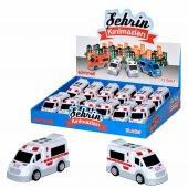 St88 03 Sürt. Uv Ambulans Kırılmaz