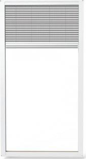 Pileli Pencere Sineklik Akordiyon Sinekliği İstediğiniz Ölçülerde PENCERE-2