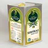 Serfiraz Soğuk Sıkım Organik Sertifikalı Naturel Sızma Zeytinyağı 10 Lt.