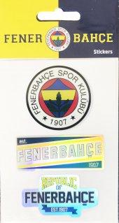 Lisanslı Fenerbahçe Sticker Set Ps4 Oto Cep...