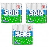 Solo Tuvalet Kağıdı Hesaplı Kaliteli 32li X3 96...