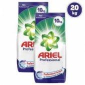 Ariel Pro Leke Çıkarıcı Toz Çamaşır Deterjanı Kampanya 10kg X2