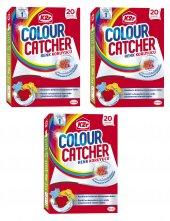 Henkel K2r Renk Koruyucu Mendil Renkli Beyaz Beraber 20 Adet X3