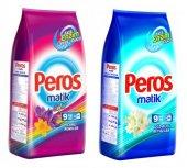 Peros Matik Renkli Ve Beyaz İçin Toz Çamaşır...