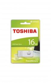 Toshiba 16gb Hayabusa Beyaz Usb Bellek