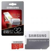 Samsung Evo Plus 32gb 95 Mb S Microsdhc Kart...