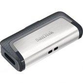 Sandisk Ultra Dual Drive Type C 16gb Otg Usb Bellek Sdddc2 16g G46