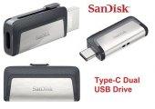 Sandisk Ultra Dual Drive Type C 16gb Otg Usb Bellek Sdddc2 016g G46