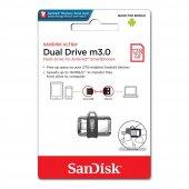 Sandisk Ultra Dual Drive 128gb Otg M3.0 Usb...