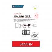 Sandisk Ultra Dual Drive 64gb Otg M3.0 Usb...