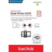 Sandisk Ultra Dual Drive 32gb Usb 3.0 Otg Usb...