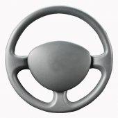 Fiat Doblo 01 2009 Uyumlu Araca Özel Deri Direksiyon Kılıfı