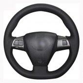 Toyota Rav 4 2011 2013 Uyumlu Araca Özel Deri Direksiyon Kılıfı