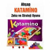 Katamino Geometrik Algılama Akıl Oyunu .