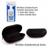 Extoll Erkek Çocuk Güneş Gözlüğü Siyah Gözlük Modelleri ex04-3