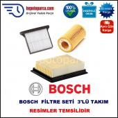 Opel Mokka 1.6 (02.2015 01.2018) Bosch Filtre Seti...