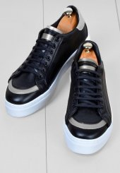 Valentieri Yüksek Taban Erkek Sneaker