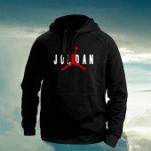 Jordan Siyah Sweatshırt