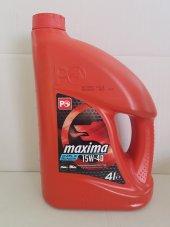 Petrol Ofisi Maxima Plus 15w 40 Motor Yağı 4...