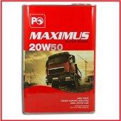 Petrol Ofisi Maximus Süper Dizel 20w 50 (16 Kg)