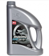 Petrol Ofisi Maxima Plus 10W-40  4 Litre (2021 Üretim)