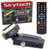 Skytech St 17000 Uydu Alıcı Mini Scart Girişli