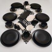 Keramika Ege 35 Parça 6 Kişilik Kahvaltı Takımı